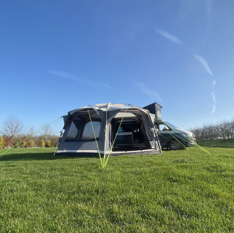 2021 Hexadome Quick Erect Awning Bundle