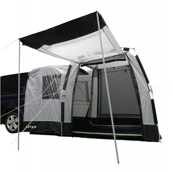 Khyam 2021 Motordome Tailgate XL Quick Pitch Rear Awning