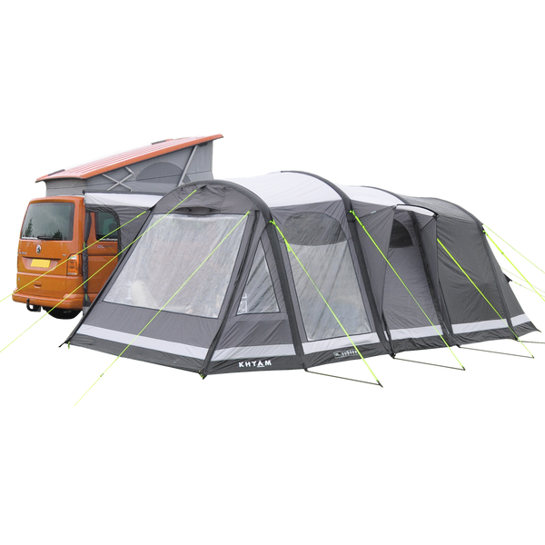 Khyam AirTek Kamper XC Inflatable Drive Away Campervan Awning