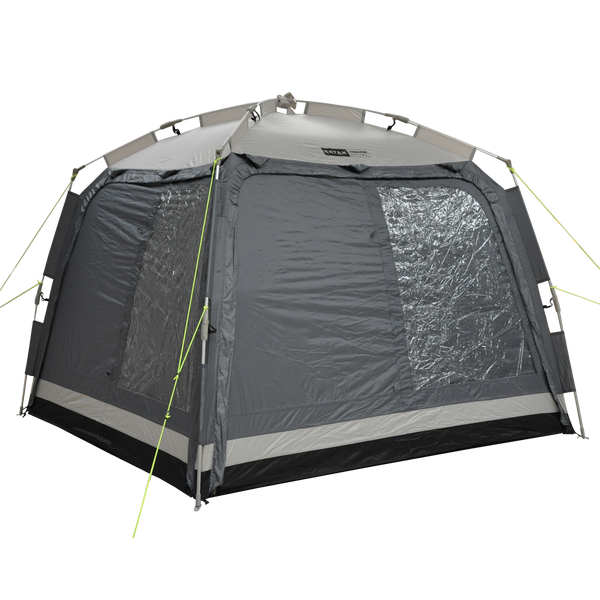 Khyam 2021 ScreenHub Quick Erect Awning Bronze Bundle