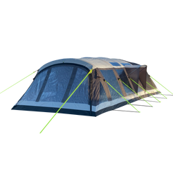 Khyam 2021 AirTek 6 Air Tent Bronze Bundle