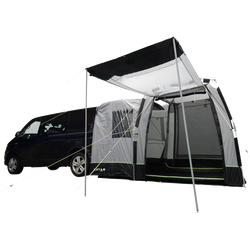 2021 Motordome Tailgate Quick Pitch Rear Awning Bundle