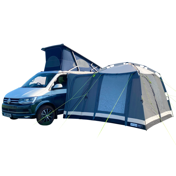 Khyam 2021 Motordome Tourer Lite Quick Erect Awning Bronze Bundle