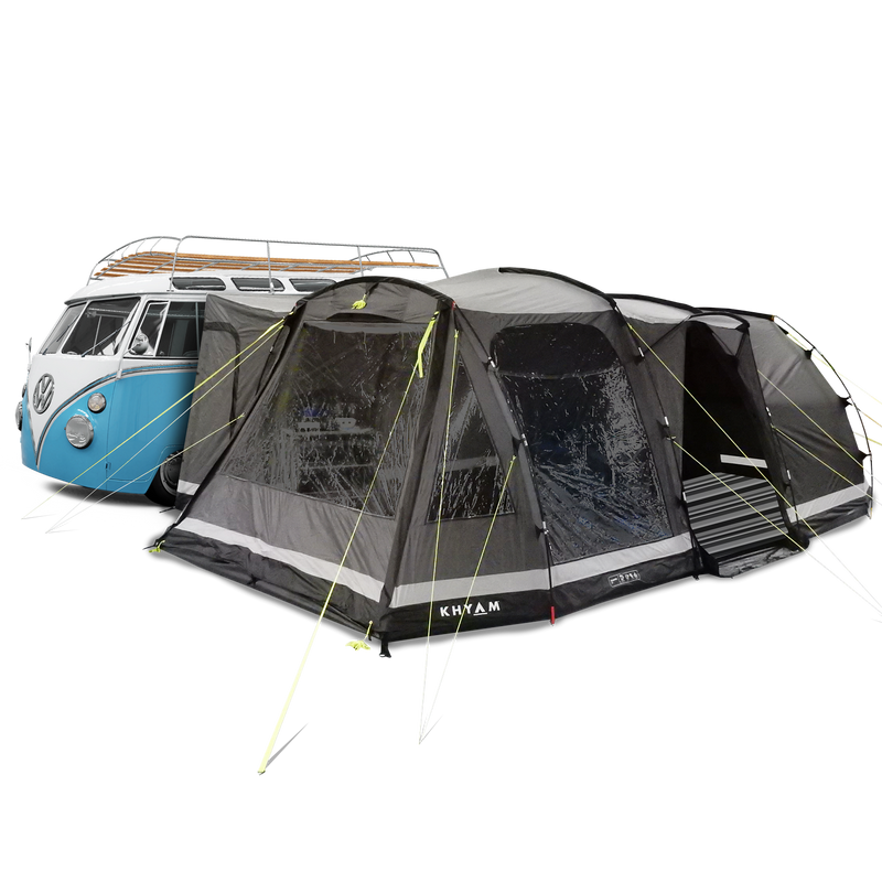 Kamper XC Drive Away Campervan Awning Bundle