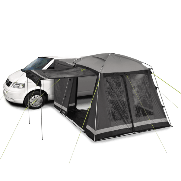 2020 Kamper Compact - Pole & Sleeve Driveaway Campervan Awning