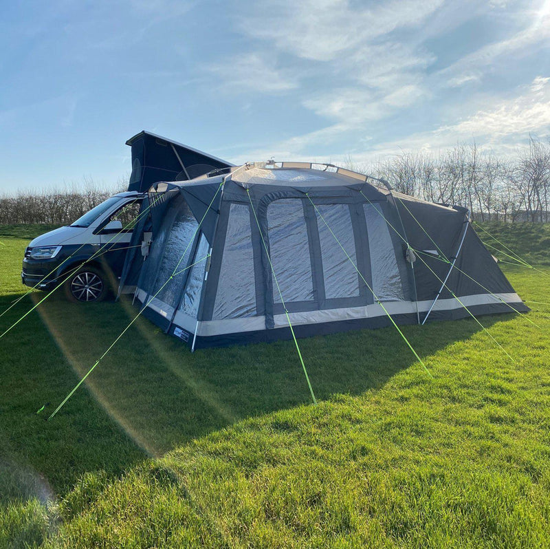 2020 Motordome Sleeper Pro Quick Pitch Awning