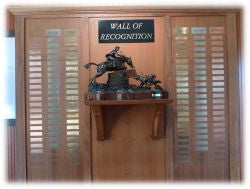 Wall of Recognition