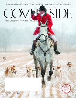 2015 Winter Covertside Issue