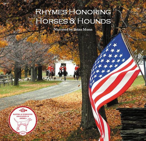 Rhymes Honoring Horses & Hounds (Audio CD)