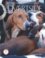 2014 Fall Covertside Issue w/Hunt Roster