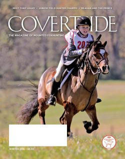 2016 Winter Covertside Issue