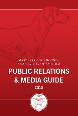 Public Relations & Media Guide (2015)