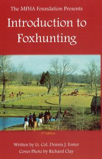 Introduction to Foxhunting (2013) 4th edition