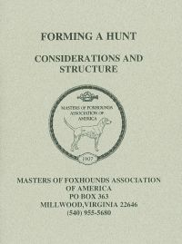 Forming A Hunt (2003)