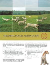 Social Media Policy Guide (2012)
