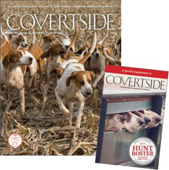 2015 Fall Covertside Issue w/Hunt Roster