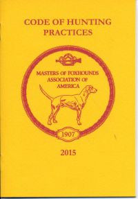 Code of Hunting Practices (2015)