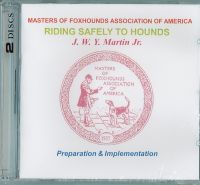 Riding Safely to Hounds (2 Discs)