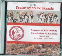 Training Young Hounds (DVD)