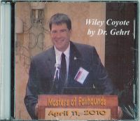 Wiley Coyote by Dr. Gehrt (DVD)