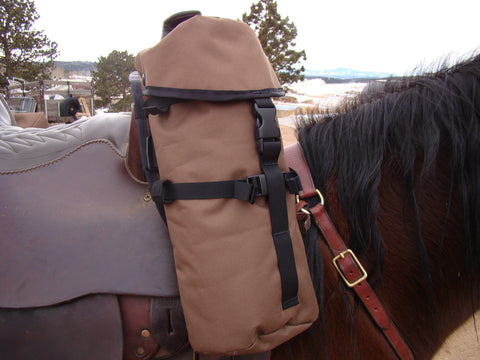 Spotting Scope Bag on Horn Bag Platform