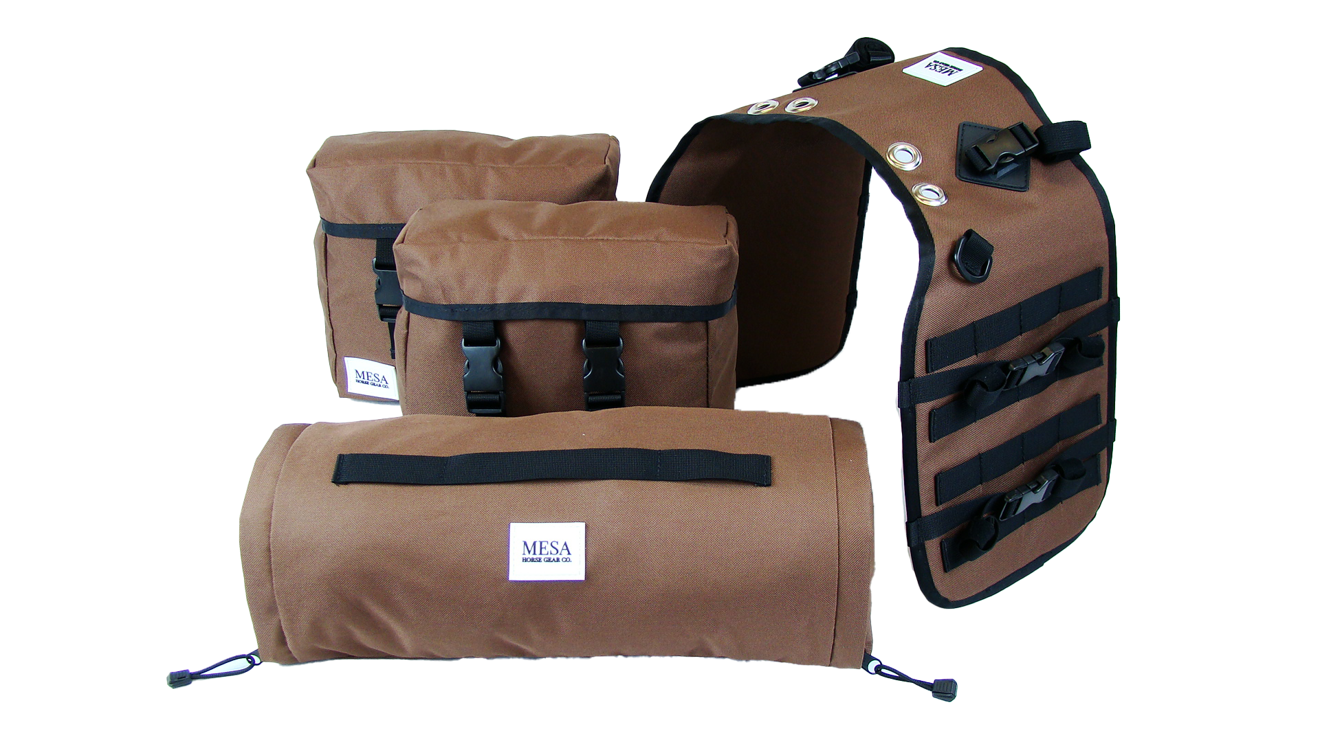Saddle Bag Set Mesa Horse Gear