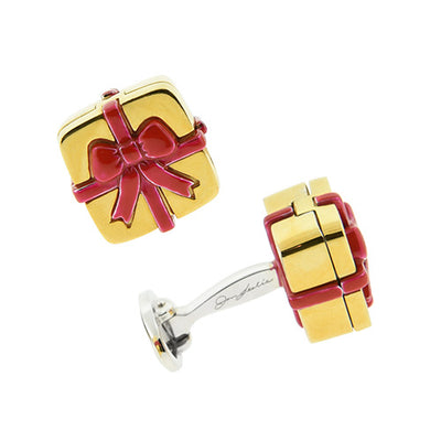Gift Box Sterling Silver Cufflinks Cufflinks Jan Leslie Gold Vermeil Jan Leslie
