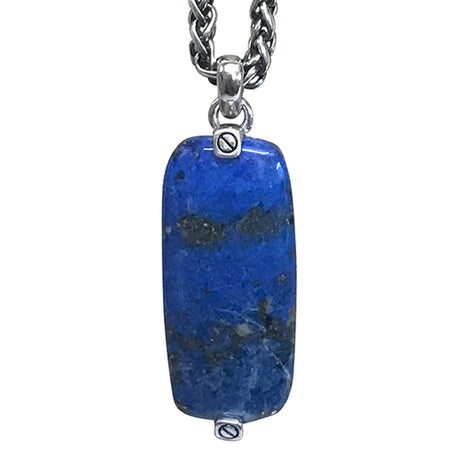 Gemstone Tag Pendant - Jan Leslie Cufflinks and Accessories