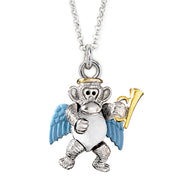 Angel Monkey Charm - Jan Leslie Cufflinks and Accessories