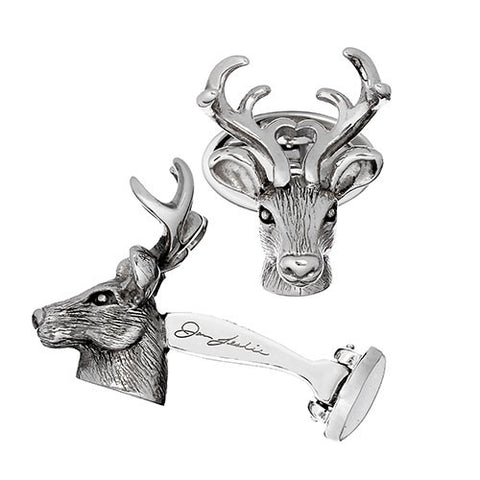 Stag Head Cufflinks