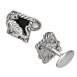 Tiger Frame Cufflinks