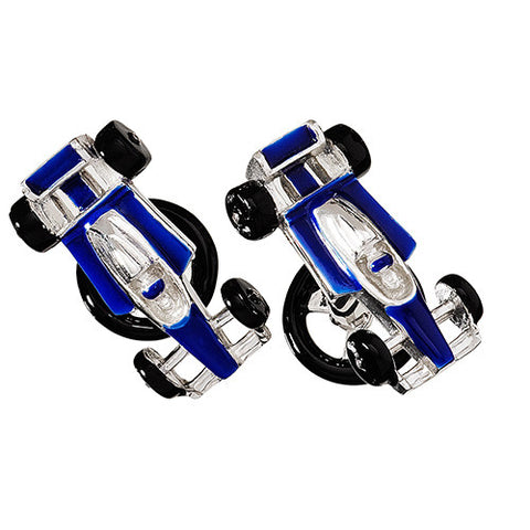 Formula One Race Car Cufflinks