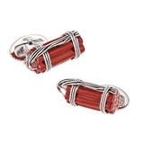 Jan Leslie Dynomite Cufflinks