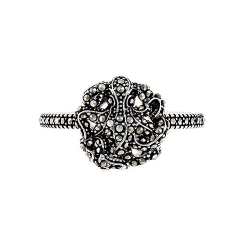 Octopus Ring: The Stardust Pavé Jewelry Collection