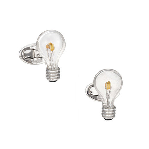 Light Bulb LightningLinks Cufflinks