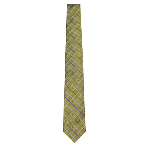 Signature Alligator Necktie