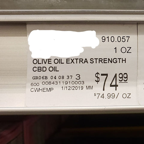 Expensive CBD Oil