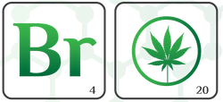 It's Bro Hemp CBD Products Logo Online