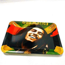 Load image into Gallery viewer, Bob Marley Rolling Tray