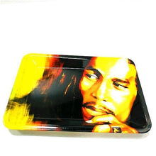 Load image into Gallery viewer, Bob Marley Face Rolling Tray