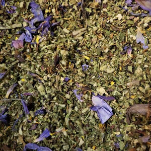 Herbal Loose Leaf Hemp Flower Blend Tea - Immunity - It's Bro Hemp Products | Dried Raw Herb Flower and Pre-Rolls