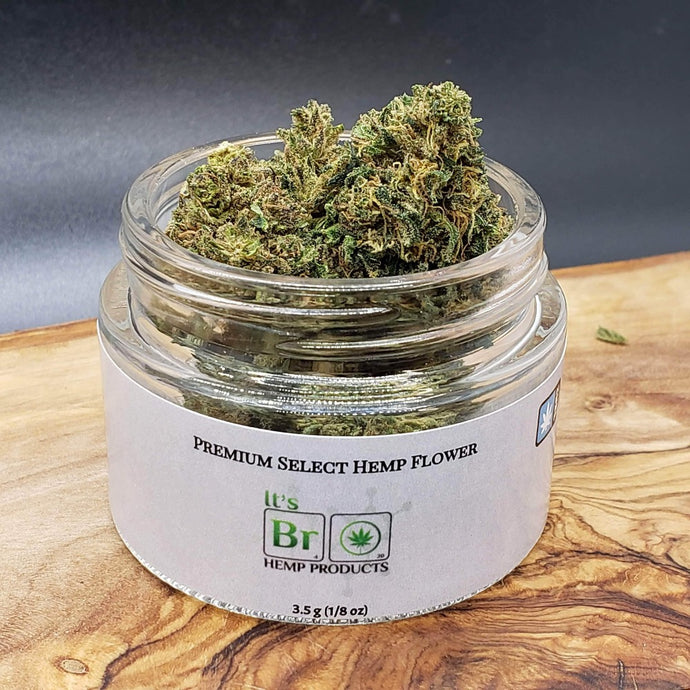 Suver Haze Premium Select Hemp Flower Strain - Top Quality CBD Buds