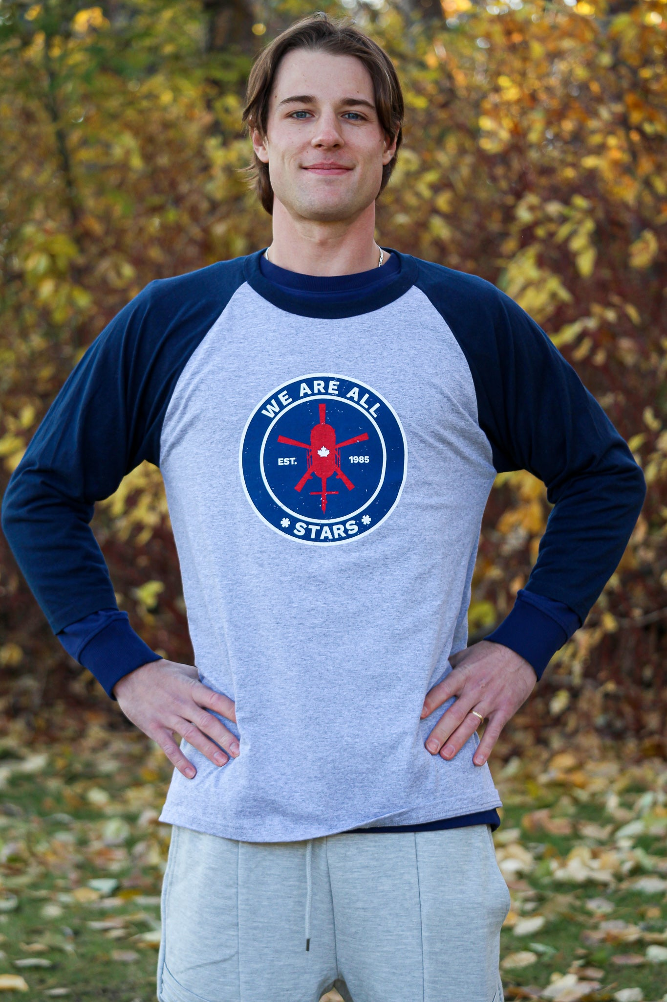 Heritage Long Sleeve Tee