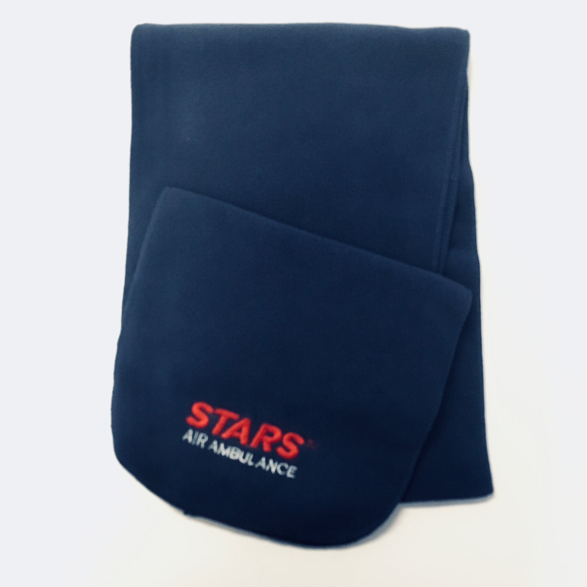 Fleece Scarf - Navy