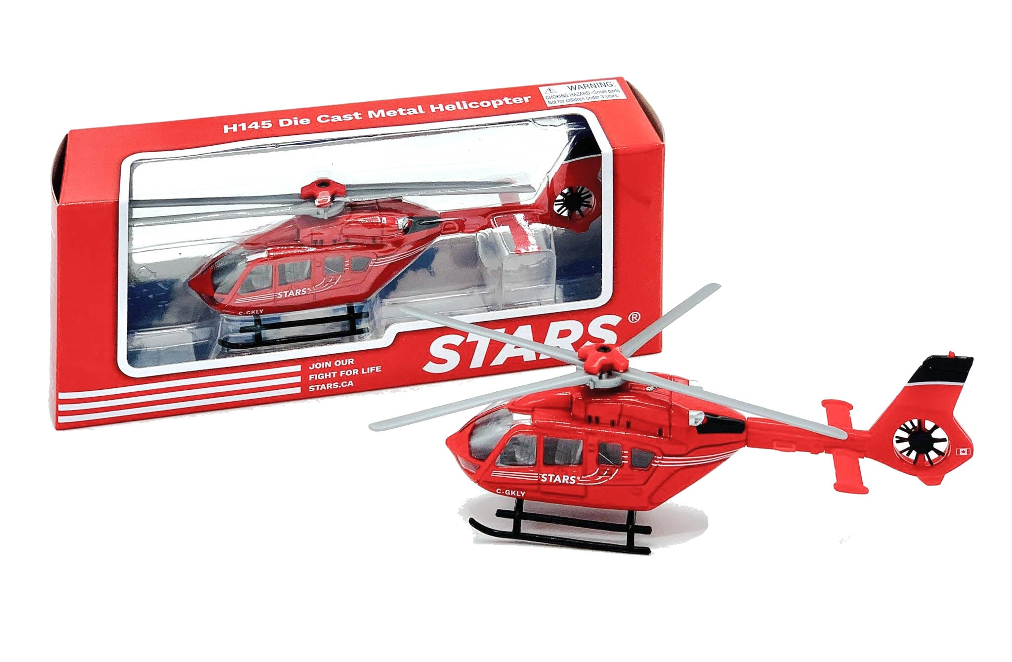 H145 Toy Helicopter