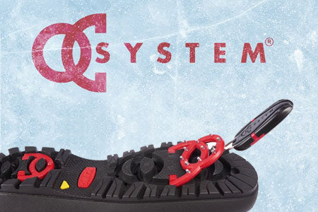 TONY SHOES ANTI-SLIP BOOTS, WINTERS BOOTS WITH PIVOTING CRAMPONS, ATTIBA BOOTS, OLANG BOOTS