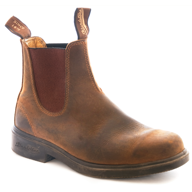 Blundstone 064 - The Chisel Toe in Crazy Horse Brown