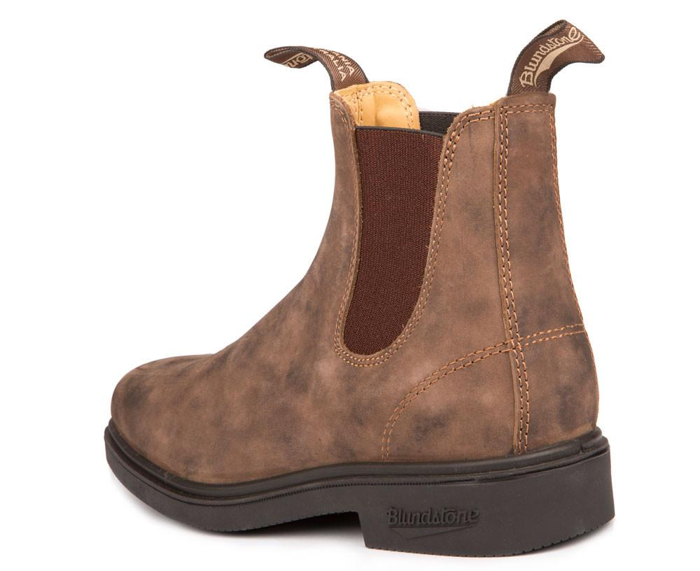 Blundstone 1306 - The Chisel Toe in Rustic Brown