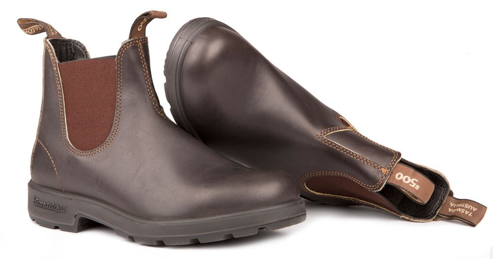 Blundstone 500 - The Original in Stout Brown