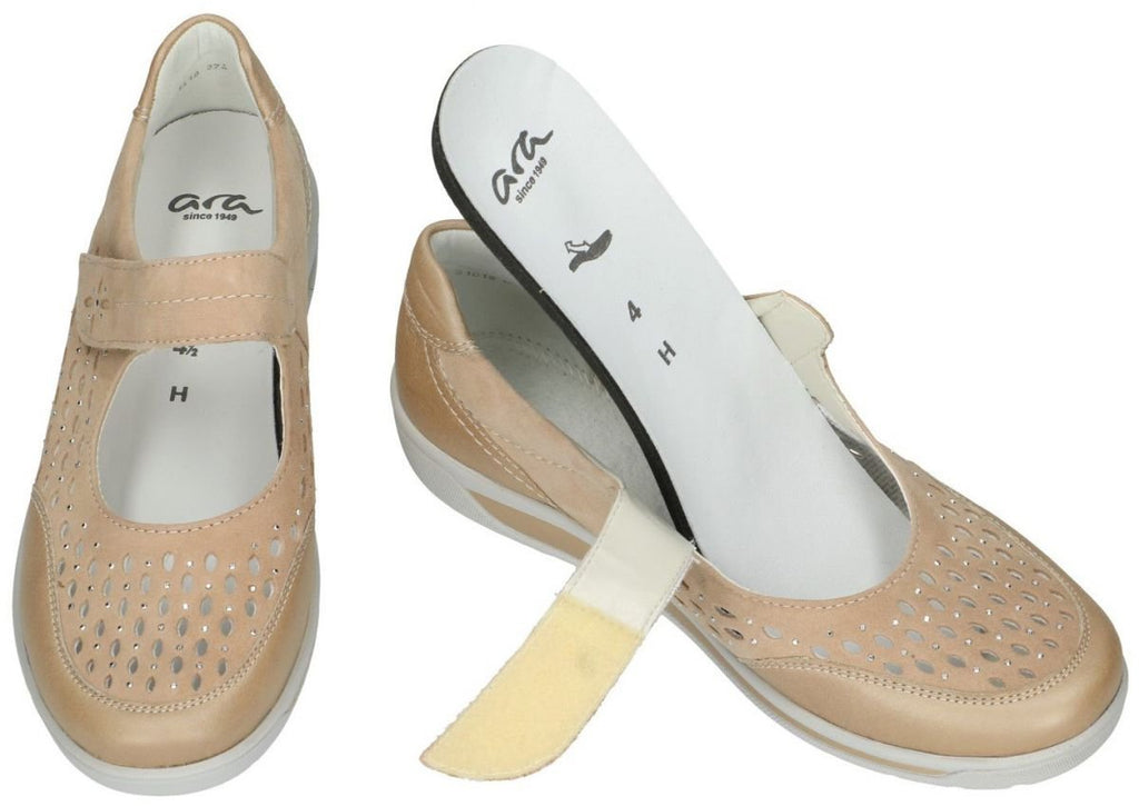 TONY SHOES ARA SHOES ORTHOPEDIC SHOES, ARA SHOES MANNING WITH REMOVABLE INSOLES